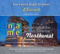 2017 NAfME Northwest-WMEA Conference Feb. 17-19, 2017  Corvallis High School Camerata CD