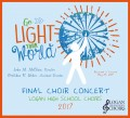Logan High School Choir Spring Concert 5-14-2017