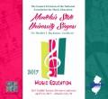 NAfME 2017 Eastern Montclair State University Singers 4-8-2017 CD