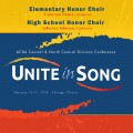 ACDA Central-North Central 2018 Elementary Choir & High School Choir MP3  Feb. 14-17, 2018