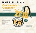 WMEA All-State 2016 All State Orchestra Concert