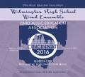 Ohio OMEA 2016 Wilmington High School Wind Ensemble