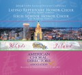 ACDA Eastern Division Conference 2012 Latino Repertoire Honor Choir & High School Honor Choir CD