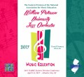 NAfME 2017 All-Eastern William Paterson University Jazz Orchestra 4-8-2017 CD