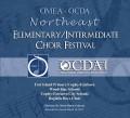 OCDA Elementary Choir Festival Northeast  Cleveland State University 3-18-2017CD