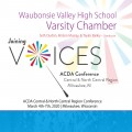 ACDA Central-North Central 2020 Waubonsie Valley High School Varsity Singers MP3
