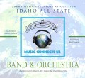 Idaho IMEA 2019 All - State High School Band and Orchestra 2-2-2019 CD/DVD