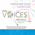 ACDA Central-North Central 2020 Ankeny High School Concert Choir MP3