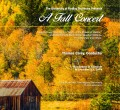 University of Findlay Orchestra 11-23-14