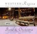 CMEA Connecticut 2019 Western Division High School Band and Orchestra CD/DVD 1-12-2019
