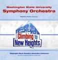 Washington WMEA  Conference 2014 Washington State University Symphony Orchestra