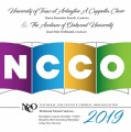 NCCO 2019 - National Collegiate Choral Organization : University of Texas at Arlington A Cappella Choir & The Aeolians of Oakwood University CD