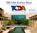 2017 Texas Choral Directors Association TCDA Treble Directors Chorus 7-22-2017 CD/DVD