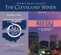 Ohio Music Education Association OMEA 2017 Cleveland Winds Feb. 2-4, 2017 CD