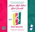 NAfME 2017 All-Eastern Norwin High School Wind Ensemble 4-8-2017 CD