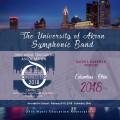 Ohio Music Education Association OMEA 2018 University of Akron Symphonic Band CD