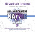 NAfME Northwest 2019 All-Northwest Orchestra 2-17-19 CD/DVD