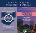Ohio Music Education Association OMEA 2017 Pickerington High School North Percussion Ensemble Feb. 2-4, 2017 CD/DVD