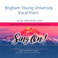 ACDA Western 2020 Brigham Young University Vocal Jazz Point MP3