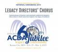 ACDA 2019 National - Director's Chorus CD