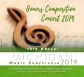 Michigan MMEA 2019 Honors Composition Concert CD 1-26-19