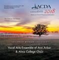ACDA Michigan 2018 Vocal Arts Ensemble & Alma College Choir October 26-27, 2018 MP3