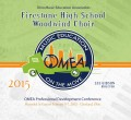 Ohio OMEA 2015 Firestone High School Woodwind Choir