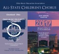 Ohio Music Education Association OMEA 2017 All-State Children's Choir MP3 Feb. 2-4, 2017