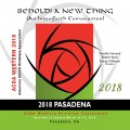 ACDA Western Division 2018 Music In Worship - Wed. Evening March 14-17, 2018 CD
