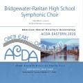 ACDA Eastern 2020 Bridgewater-Raritan High School Choir CDs, DVDs, and Combo Sets