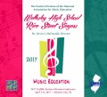 NAfME 2017 All-Eastern Wellesley High School Rice Street Singers 4-8-2017 CD