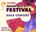 Michigan Youth Arts Festival 2016 Gala Concert