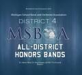 Michigan MSBOA District 4 Honor Bands 1-9-2016 CD