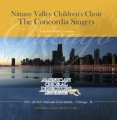 ACDA National 2011 Nittany Valley Children's Choir - The Concordia Singers CD-DVD Set