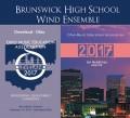 Ohio Music Education Association OMEA 2017 Brunswick High School Wind Ensemble Feb. 2-4, 2017 CD