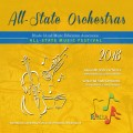 RIMEA Rhode Island 2018 All-State Music Festival Jr. & Sr. Orchestras CD/DVD
