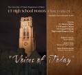 The University of Toledo High School Honors Choir Concert 2011