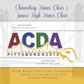 ACDA Eastern Division 2018 Elementary Honor Choir & Jr. High Honor Choir March 7-10, 2018 MP3
