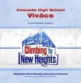 Washington WMEA  Conference 2014 Cascade High School Vivace