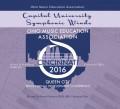 Ohio OMEA 2016 Capital University Symphonic Winds