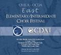 OCDA Elementary Choir Festival East Jackson High School 3-4-2017CD
