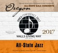 Oregon Music Educators Association 2017 OMEA All- State High School Jazz CD/DVD