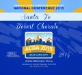 2015 ACDA National Conference Santa Fe Desert Chorale