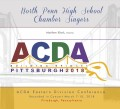 2018 ACDA Eastern Division Conference March 7-10, 2018 North Penn High School Chamber Singers MP3