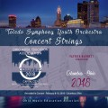 Ohio Music Education Association OMEA 2018 Toledo Symphony Orchestra Concert Strings MP3