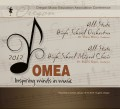Oregon OMEA Conference 2012 All-State High School Orchestra/Mixed Choir CD-DVD Set