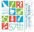 Michigan Youth Arts Festival MYAF 2019 MSBOA Honors Band and Orchestra  5-11-2019 CD and DVD