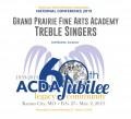 ACDA 2019 National - Grand Prairie Treble CD/DVD