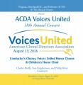 ACDA Voices United 2016