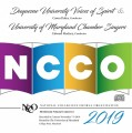 NCCO 2019- National Collegiate Choral Organization : Duquesne University Voices of Spirit & University of Maryland Chamber Singers MP3